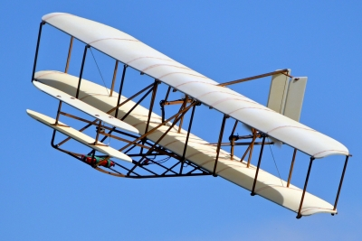 Radical RC 1905 Wright Flyer