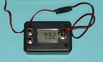 RRC1001 Voltmeter Image