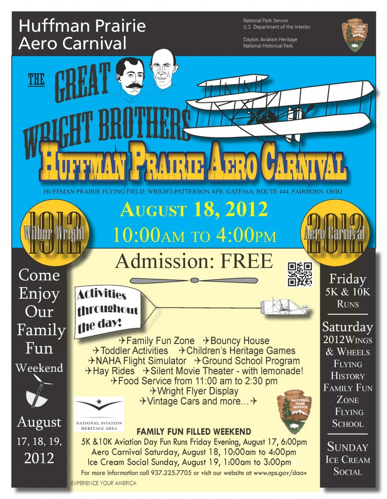 Aero Carnival Flyer 2012