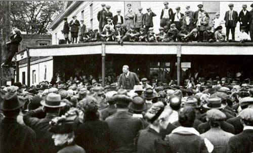 Theodore Roosevelt 1907 Speech