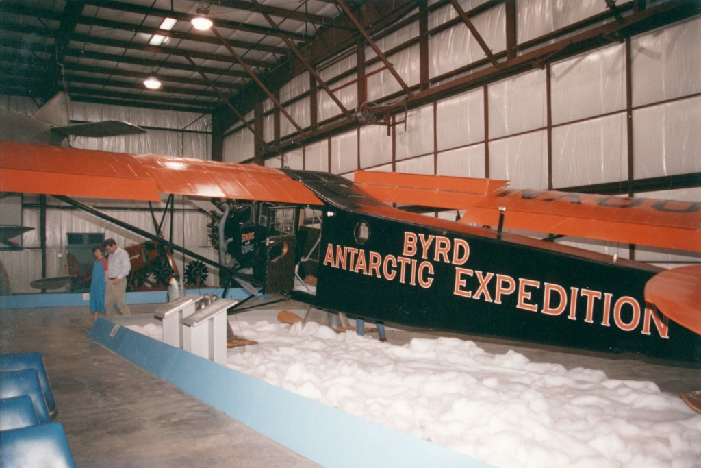 Byrd's Fairchild