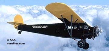 1928 Fairchild FC-2W2