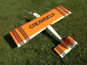 radical rc stick 600 creamsicle