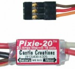 Castle Creations Pixie 20P ESC 'Til It's Gone Special! - Product Image