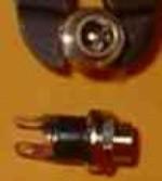 TX Power Socket 2.5mm Panel Mount Female Futaba J - Product Image