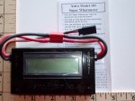 Super Watt Meter Astro Model 101 - Product Image