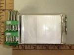 Kokam Lithium Polymer 1S 8000 Block - Product Image