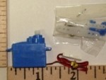 Blue Bird 6g Micro Servo - Product Image