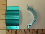 Mpi Maxx Motor Clam Shell Mount & Heat Sink 36mm - Product Image