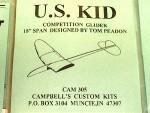"""U.S. Kid 18"""" HLG - Product Image"""