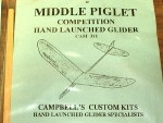 "Middle Piglet 16"" HLG - Product Image"