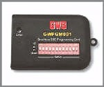 GWS Brushless ESC Programming Card - Product Image