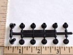 GWS Rubber Press-On 2 & 2.3mm Prop Adaptor - Product Image