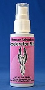 Mercury MH16 Accelerator 2 OZ - Product Image