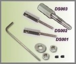 GWS Stainless Steel 3.17mm Prop Adaptor - Product Image