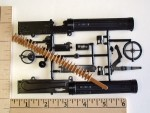 Williams Brothers 1/6 Scale Vickers Aircraft Machine Gun - Product Image