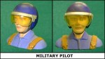 Williams Brothers 1/6 Scale Military Pilot Kit - Product Image