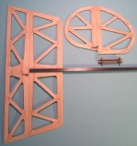 Slow Stick Balsa Tail Group - Product Image