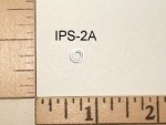 GWS IPS-2A Ball Bearing - Product Image
