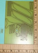 F3P Laser Control Horns Z Bend Set .020 Fiberglass - Product Image