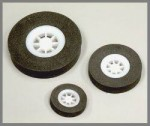 "GWS Light Foam Wheels 2"" - Product Image"