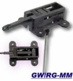 GWS Micro Retractable Main Landing Gear Set Extra Light - Product Image