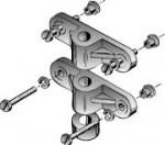 Du-Bro 5/32 Nose Gear Block Set - Product Image