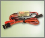 GWS ICS 100E 5 Amp ESC Low Voltage Cut-Off - Product Image