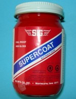 Sig Supercoat Butyrate Dope Fokker Red 4oz - Product Image