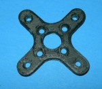 NEW PRODUCT  Motor Mount Star 28mm Outrunners - Product Image