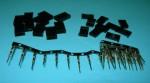 Female Connector Pin Kit Futaba J - Product Image