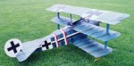Flair Fokker Tri-Plane Kit - Product Image
