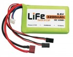 LiFe 3200 6.6V 2S - Product Image