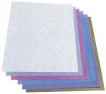 6 Assorted Sheets of 3M Polishing Paper from Zona Tool - Product Image