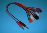 7 Way Charge Cord - Product Image