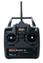 Aero Sport 5 2.4 ghz Radio System - Product Image