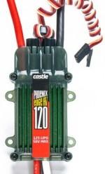 Castle Creations EDGE 120 HV Brushless ESC - Product Image
