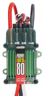 Castle Creations EDGE 80 HV Brushless ESC - Product Image