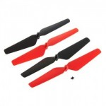 Dromida Ominus Red Black Prop Set - Product Image