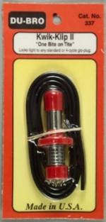 Du-Bro Kwik-Klip II Glow Plug Cord - Product Image