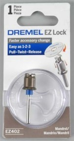EZ Lock Dremel Mandrel - Product Image