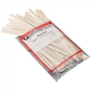 Epoxy Mixing Sticks 50 Pack - Product Image