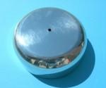 Flair Spun Aluminum Cowl Baronette - Product Image