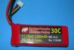 HP 1300mah 11.1V 3S - Product Image