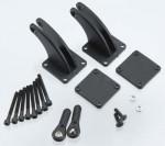 Du-Bro Heavy Duty Dual Control Horn  (2pk) - Product Image