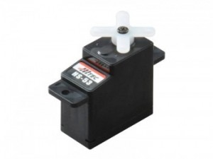 Hitec HS-53 Super-Economy Feather Servo - Product Image