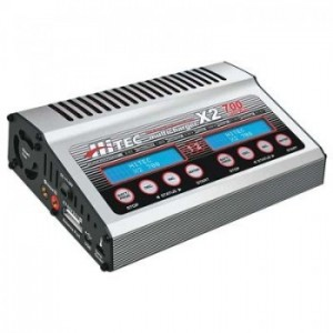 Hitec X2 700 - 2 Port DC/DC Multicharger - Product Image