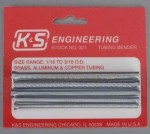 K & S Engineering 1/16 to 3/16 OD Tubing Bender - Product Image