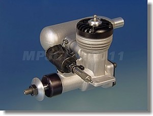 MP Jet .061 BB RC Glow Engine - Product Image