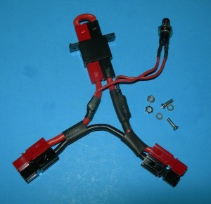 MPI 12g Hi Current No Spark Arming Switch Anderson106001 8065 plug mount & arming switch radical rc  at fashall.co